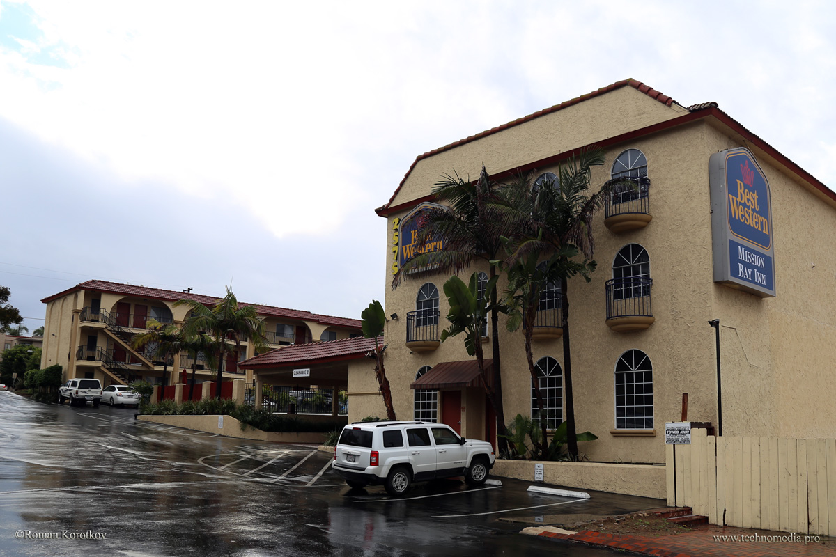 Отель Best Western Mission Bay, Сан-Диего