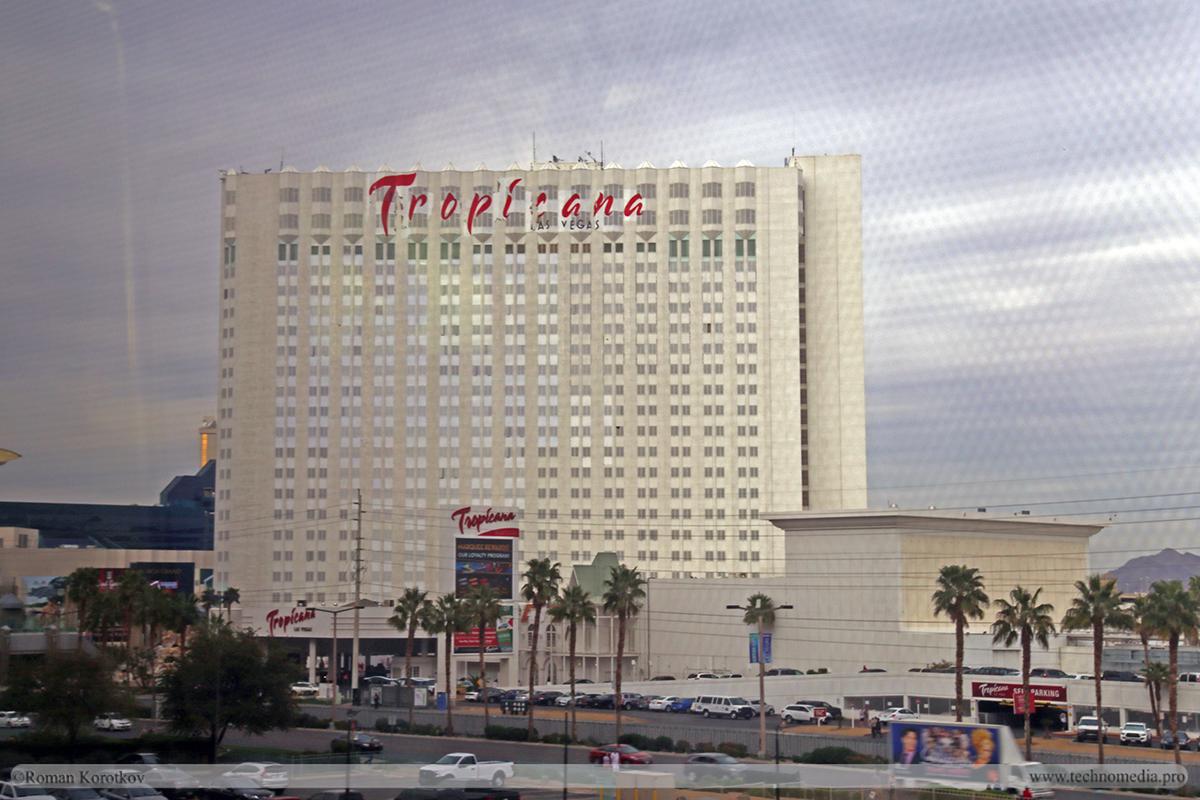 Отель-казино Tropicana